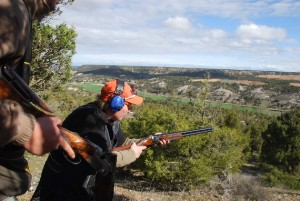 Campeonato recorrido de caza